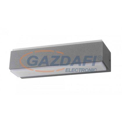 GREENLUX GXPS070 VILA LED lámpatest, falon kívüli, 16W, szürke, 4000K, IP54, A++ - A