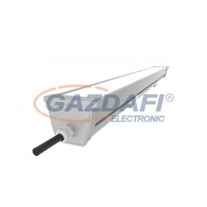 GREENLUX GXWP395 DUST PROFI LED SMD armatúra mikrohullámú érzékelővel, tejfehér burával 120 természetes fehér HF