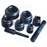 TRACON HKS-15-PG42 Kivágó szerszámfej, kör alak, PG42 tömítőszelencéhez D=51mm