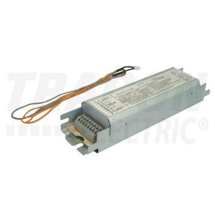 TRACON INV-2836-15 Inverteres vészvilágító kiegészítő egység fénycsövekhez 230V, 50Hz, T5/T8, 28/36W, 30min, 4,8V / 1500mAh, Ni-Cd