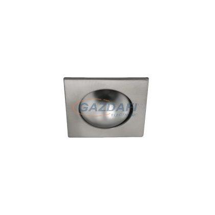 KANLUX süllyesztett spot lámpatest, E14, R50, 60W, matt króm