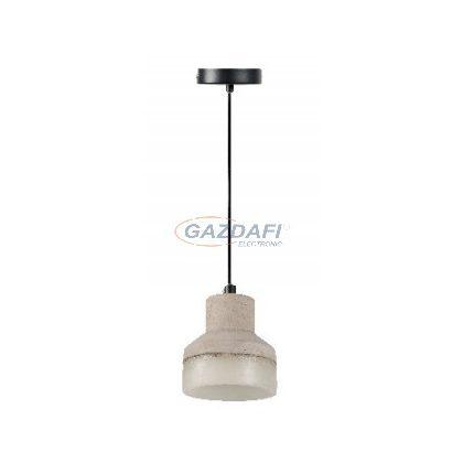 KANLUX 24280 GRAVME O G/HY Függesztett lámpatest, matt szürke, E27, 20W, A++ - E, 220-240 V