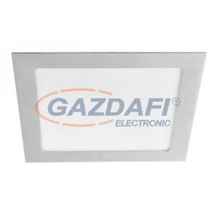 KANLUX 25820 KATRO N LED panel, szögletes 18W-WW-SR ezüst