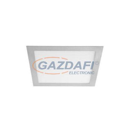 KANLUX 25822 KATRO N LED panel, szögletes 24W-NW-SR ezüst