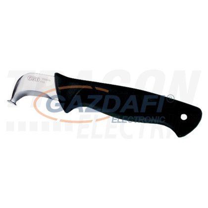 TRACON KB-UNI Kétélű kábelcsupaszító kés, univerzális