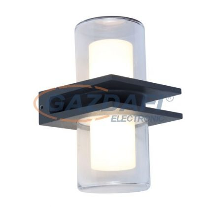 LUTEC 5192901118 MITO Fali LED lámpatest, 17W 800Lm 3000K IP54