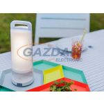 LUTEC P9041 wh DRAGONFLY Hordozható kültéri lámpa napelemmel, fehér