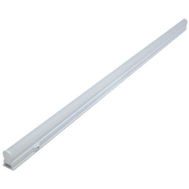 TRACON LBV10NW LED T5 bútorvilágító, sorolható 230 V, 50 Hz, 10 W, 800 lm, 4500 K, 60 cm, EEI=A