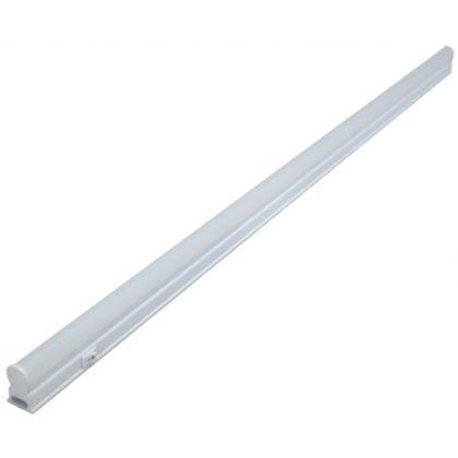 TRACON LBV15WW LED T5 bútorvilágító, sorolható 230 V, 50 Hz, 15 W, 1200 lm, 3000 K, 90 cm, EEI=A