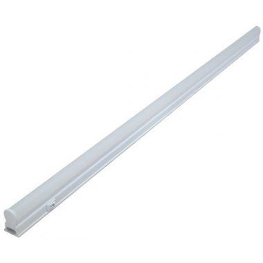 TRACON LBV5NW LED T5 bútorvilágító, sorolható 230 V, 50 Hz, 5 W, 400 lm, 4500 K, 30 cm, EEI=A