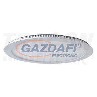TRACON LED-DLE-18NW Beépíthető LED mélysugárzó, kerek, fehér 220-240 VAC; 18 W; 1200 lm; D=225 mm, 4000 K; IP40