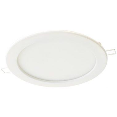 TRACON LED-DLV-6NW Védett, beépíthető LED mélysugárzó, fehér 230 VAC, 6 W, 4000 K, 390 lm, IP44, EEI=A