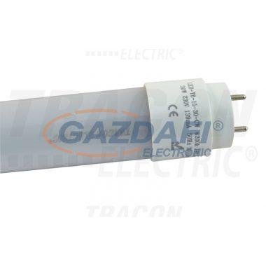 TRACON LED-T8-15-25-NW LED világító cső, tejüveg 230 V, 50 Hz, T8, 1500 mm, 23 W, 4000K, 2450lm
