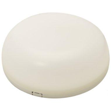 TRACON LFEK6NW Védett, kerek fali LED lámpatest 230 VAC, 6 W, 4000 K, IP54, 420 lm, EEI=A