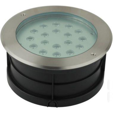 TRACON LGL18W LED taposólámpa 100-240 VAC, 18 W, 1260 lm, 4500 K, 50000 h, EEI=A