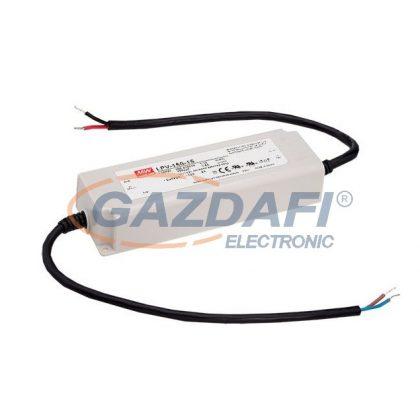 Mean Well LPV-150-24 Egykimenetes Class 2 LED tápegység 150W, 24V, 0-6,3A