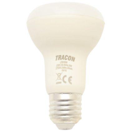 TRACON LR639W LED reflektorlámpa 230 V, 50 Hz, E27, 9 W, 638 lm, 2700 K, 120°, EEI=A+