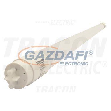 TRACON LT86010NW LED világító cső, tejüveg 230 V, 50 Hz, G13, 10 W, 900 lm, 4000 K, 190°, EEI=A+