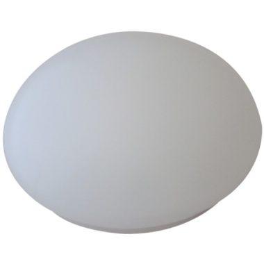 TRACON MFM01 Műanyag beltéri fali lámpatest mozgásérzékelővel 230VAC,max.25W,E27,360°,10s-12min,3-2000lux,IP20,EEI=A++-E
