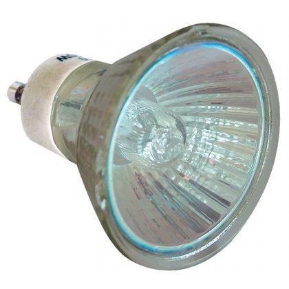 TRACON MR230-20 Hidegtükrös halogén fényforrás 230V, 50Hz, MR230, 20W, 45°, GU10