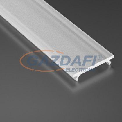 MAXLED MXL-40144 LED profil fedél, opál, 1m