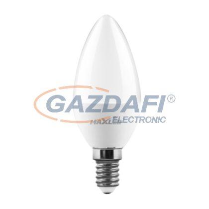 MAXLED MXL-67287 LED fényforrás, SMD, 7W, 638lm, 3000K, E14, C30