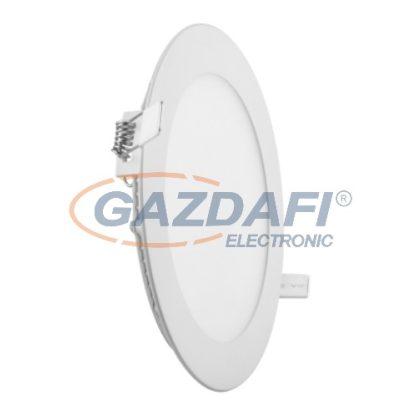 MAXLED MXL-69069 LED panel mélysugárzó, süllyesztett kivitel, 18W, ø220x10 mm, kerek