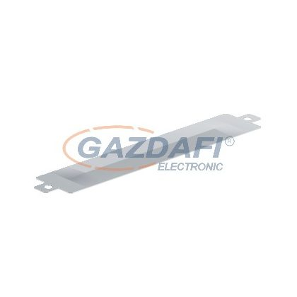 OBO 6049298 SSE SSLB 500 FS Porvédő elem és toldásponti takarólemez szalaghorganyzott B=500mm