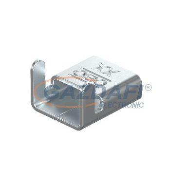 OBO 6490950 SBV 15 FS Feszítőszalag zár  szalaghorganyzott 20x18mm