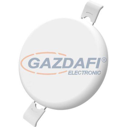 OPTONICA 2674 LED panel, keret nélküli, süllyesztett kerek 24W 2010LM AC85-265V RA>80 IP54 2700K