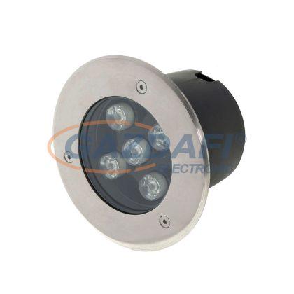 OPTONICA 515 5W / 220V LED kültéri talajlámpa 6000K -IP65