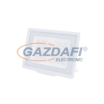 OPTONICA 5902 LED SMD fényvető fehér 10W 800LM AC220-265V 120° IP65 2700K
