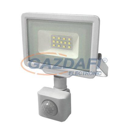 OPTONICA 5931 LED SMD fényvető fehér 10W 800LM AC220-265V 120° IP65 4500K - mozgásérzékelővel