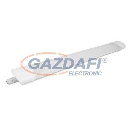 OPTONICA 6724 36W LED bútorvilágító 125CM 3000LM 4000K - rozsdamentes acél rögzítő elemekkel, tömszelencével, vibrálásmentes
