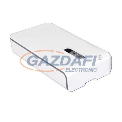 OPTONICA 764 UV-C Sterilizációs doboz, vezeték nélküli töltéssel, fehér színben