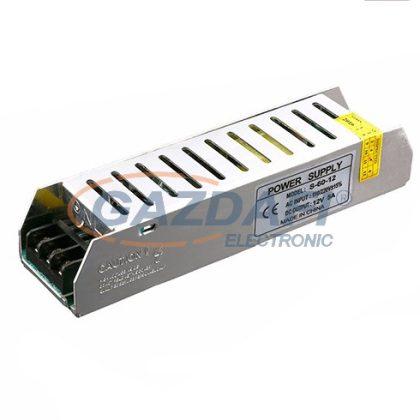 OPTONICA AC6134 LED szalag tápegység 250W 12V 20A IP20 228x71x43mm