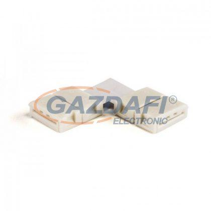 OPTONICA AC6620 sarok csatlakozó LED szalaghoz 5050 10mm IP20 25000h