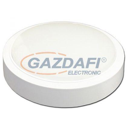 OPTONICA DL2275 falon kívüli LED panel,kerek 24W 180-265V 2250lm 2800K 120° ø310x56mm IP20 A+ 25000h