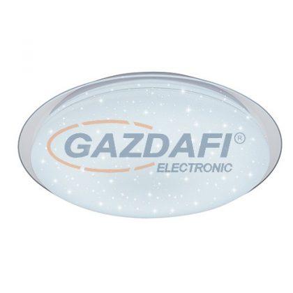 OPTONICA DL2290 mennyezeti LED lámpatest,állítható színhőmérséklet,csillagos 40W 175-240V 2800lm 3000K+6000K 120° 460x80mm IP20 A+ 25000h