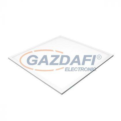 OPTONICA DL2369 Süllyesztett LED panel tápegységgel 48W 200-240V 3840lm 2700K 120° 595x595mm IP20 A+ 25000h