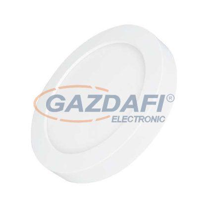 OPTONICA DL2535 LED panel, falon kívüli, kerek 6W AC165-265V 450LM CCT szabályozható színhőmérséklet