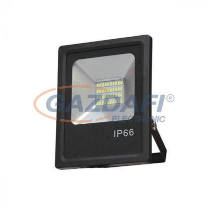 OPTONICA FL5437 LED reflektor 30W 200-240V 2400lm 6000K 150° 223x184x51mm IP66 A+ 25000h