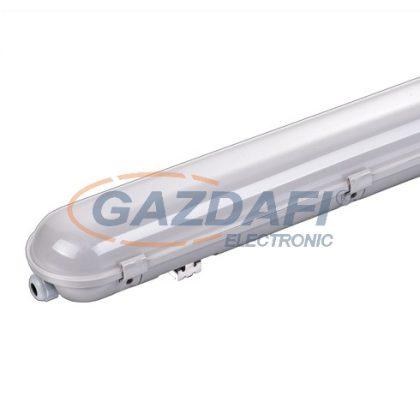 OPTONICA OT6664 por- és páramentes LED lámpatest 150CM 60W 5700lm 175-240V 95LM/W 4500K 180° 1500x75mm IP65 A+ 25000h