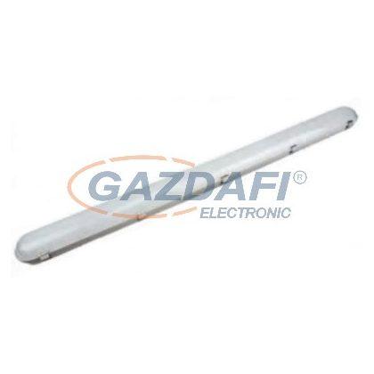 OPTONICA OT6669 LED Por- és páramentes armatúra vészvilágító funkcióval IP65 150CM 60W 3800lm 6000K
