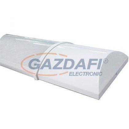 OPTONICA 6676 LED lámpatest 60CM 20W 220-240V 1600lm 2800K 120° 600x75x25mm IP20 A+ 25000h