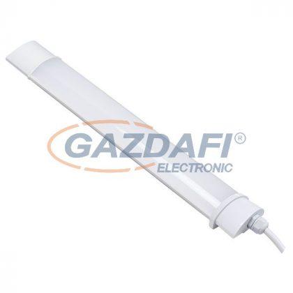 OPTONICA OT6692 LED lámpatest 60CM 20W 220-240V 1600lm 4500K 120° 600x75x25mm IP65 A+ 25000h