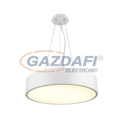 OPTONICA 9033 függesztett mennyezeti LED lámpatest 26W 175-240V 1640lm 3000K 120° 400x1300mm IP20 A+ 25000h