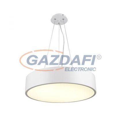 OPTONICA 9034 függesztett mennyezeti LED lápatest 145W 175-240V 9425lm 3000K 120° 1000x1120mm IP20 A+ 25000h