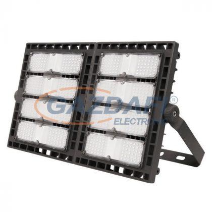 OPTONICA SL9178 LED stadion reflektor 480W 100-240V 48000lm 5700K 90° 649x448x68mm IP65 A+ 25000h