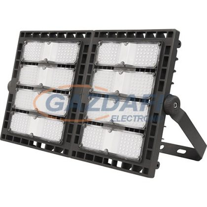 OPTONICA SL9180 LED stadion reflektor 480W 100-240V 48000lm 5700K 60° 704x446x100mm IP65 A+ 25000h